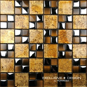Midas GLASS MOSAIC 8 mm. No.33 A-MGL08-XX-033