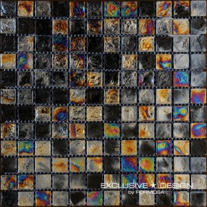 Midas GLASS MOSAIC 8 mm. No.62 A-MGL08-XX-062