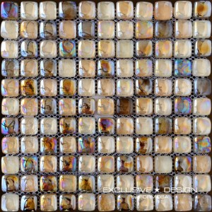 Midas GLASS MOSAIC 14 mm. No.4 A-MGL14-XX-004