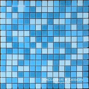 Стъклена мозайка за басеини GLOBO A-MPO04-XX-001