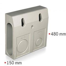 Отводнителен бордюр KD480 (04926)