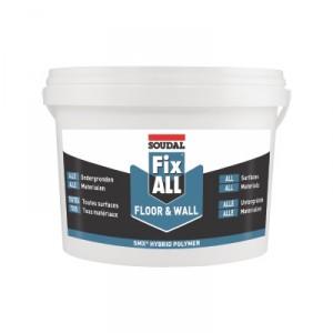 Висококачествено еднокомпонентно лепило Fix All Floor & Wall