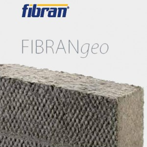 Фасадна каменна вата FIBRANgeo , B-021 , 20 мм.