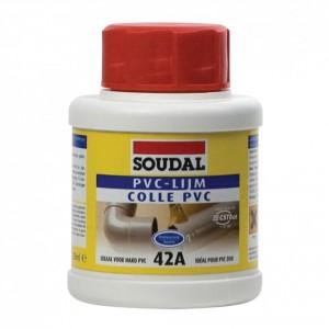 Лепило за PVC Soudal 42А