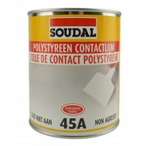 Контактно лепило за полистирол Soudal 45 А