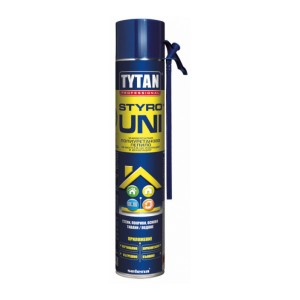 ПУ ръчно лепило за топлоизолационни плоскости TYTAN Professional STYRO UNI