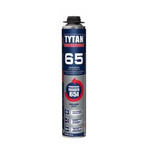Пистолетна полиуретанова монтажна пяна TYTAN Professional 65