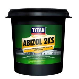 Двукомпонентна битумна хидроизолация TYTAN ABIZOL 2 KS