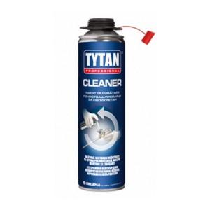 Чистител за полиуретанова пяна TYTAN Professional ECO Cleaner