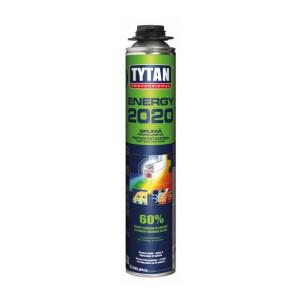Пистолетна монтажна всесезонна пяна TYTAN Professional ENERGY 2020