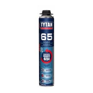 Зимна пистолетна монтажна пяна TYTAN Professional 65