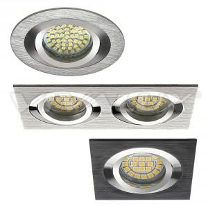 Луни от екструдиран алуминий STYLE