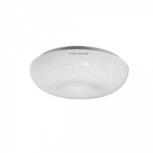 Декоративна плафониера NUVOLA LED 18W CL-4000K