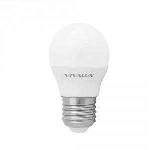 LED лампи GCL 6W E27 W-6400K