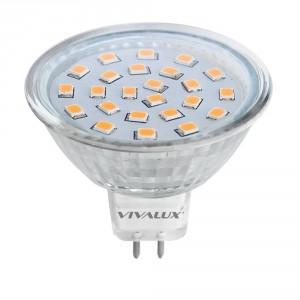 LED лампи PR MR16 3.5W G5.3 WW-2700K