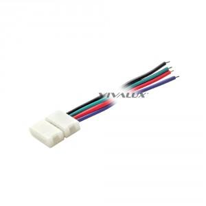 Конектор за ленти CPL5050RGB/015 10mm