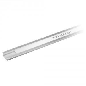 Алуминиеви профили за LED ленти PROFILE IN 2M KIT