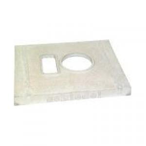 Покриваща плоча 1416 с вентилация