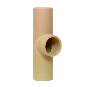 Керамична тръба за връзка 1616 - 90°