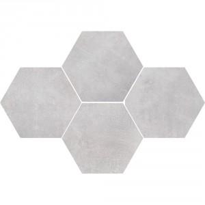 Mosaic Hexagon Stark White , 28,3x40,8