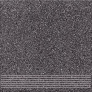 Step Tiles SD Graphite Non Rectified 30,5x30,5x0,7