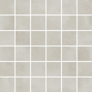 Town Soft Grey Mozaika Squares 25x25