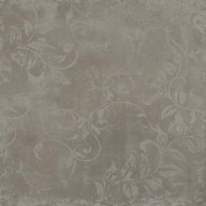 Town Grey Dekor Rett. 60x60