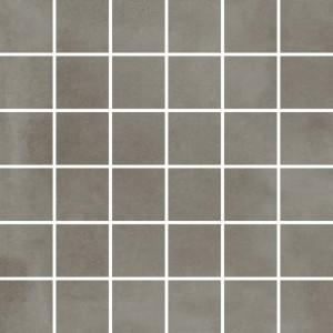 Town Grey Mozaika Squares 25x25