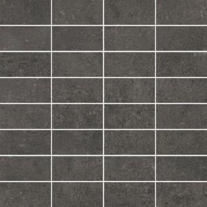 Town Antracite Mozaika Rectangles 25x25
