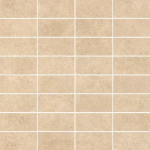 Qubus Beige Mozaika Rectangles 30x30 , 9.5 мм.