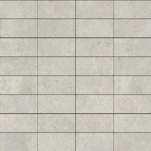 Qubus White Mozaika Rectangles 30x30 , 9.5 мм.