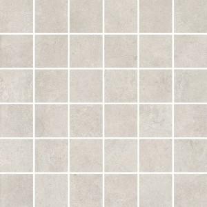 Qubus White Mozaika Squares 30x30 , 9.5 мм.