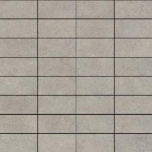 Qubus Grey Mozaika Rectangles 30x30 , 9.5 мм.