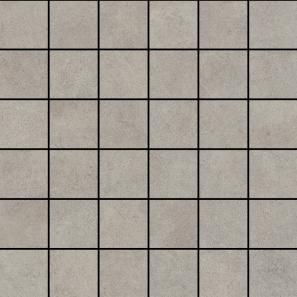 Qubus Grey Mozaika Squares 30x30 , 9.5 мм.