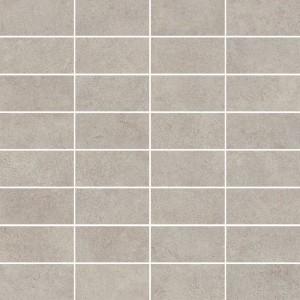 Qubus Dark Grey Mozaika Rectangles 30x30 , 9.5 мм.