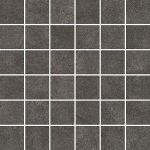 Qubus Antracite Mozaika Squares 30x30 , 9.5 мм.