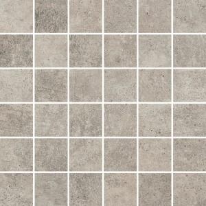 Grey Wind Dark Mozaika Squares 30x30 , 9.5 мм.