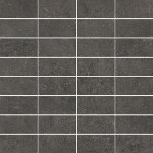 Grey Wind Antracite Mozaika Rectangles 30x30 , 9.5 мм.