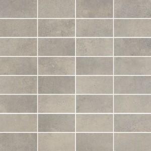 Maxima Medium Grey Mozaika Rectangles 30x30 , 9.5 мм.