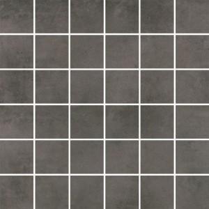 Maxima Dark Grey Mozaika Squares 30x30 , 9.5 мм.