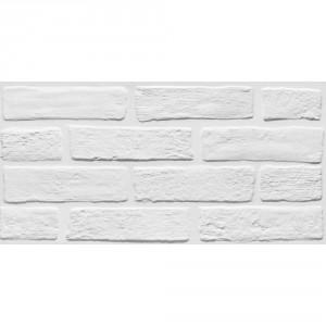 Brick Land White Rett. 30x60 , 9.5 мм.