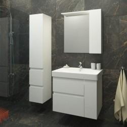 Комплект мебели за баня ТРАФИК 75 PVC