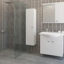 Комплект мебели за баня ПОЛИНА 76 PVC