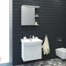 Комплект мебели за баня НИЯ 60 PVC