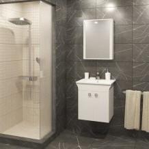 Комплект мебели за баня ЛИНЕА 55 PVC