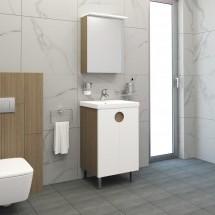 Комплект мебели за баня ОЛЯ 50 PVC/HPL