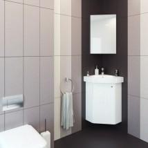 Комплект мебели за баня КАРА 46 PVC