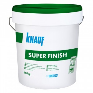 Универсален готов фугопълнител и шпакловка Knauf Super Finish