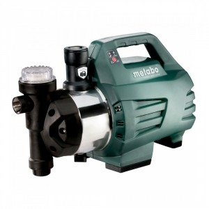 Хидрофор с електронен пресостат 1300W 4500 l/h METABO HWAI 4500 INOX