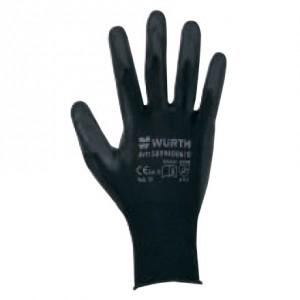 Монтажни ръкавици Black PU